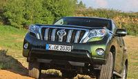 Toyota Land Cruiser 150 Executive Test