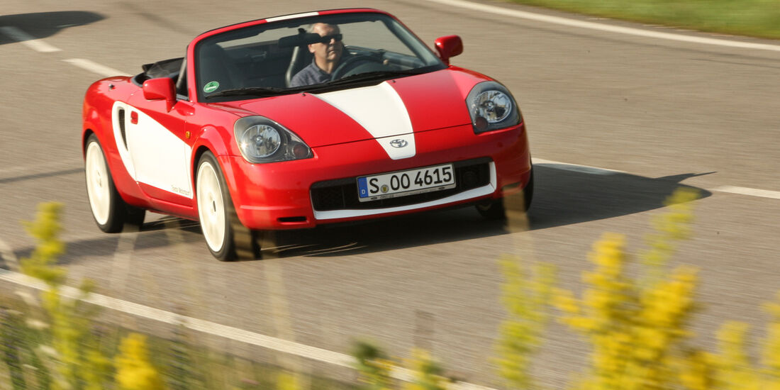 Toyota MR2 Competition, Frontansicht