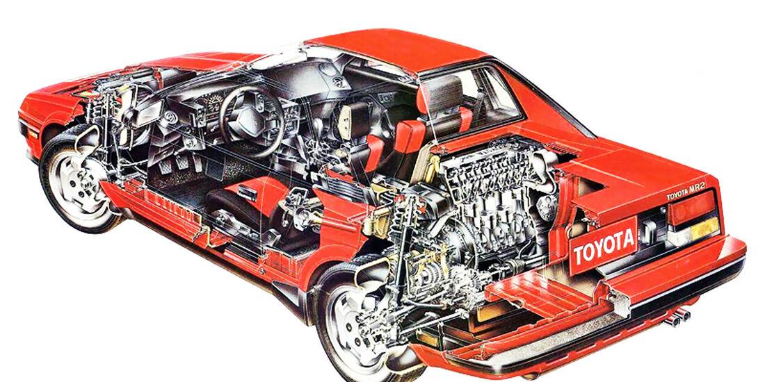 Toyota MR2 W10