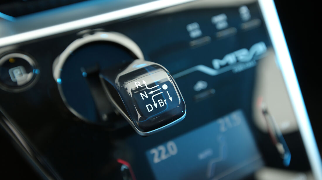 Toyota Mirai, Schaltung