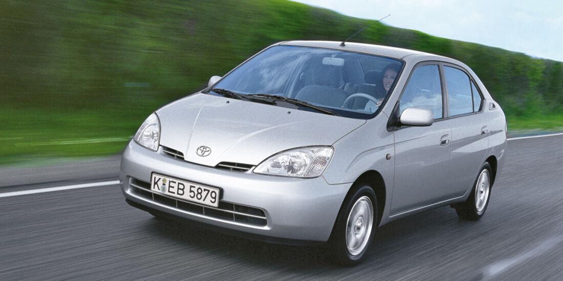 Toyota Prius, Baujahr 1997