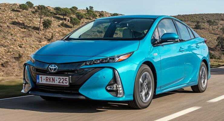 toyota prius plug-in hybrid: elektroauto im fahrbericht - auto motor