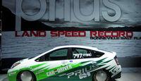 Toyota Prius Record-Car