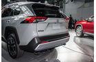 Toyota RAV 4 2018 New York Sitzrobe