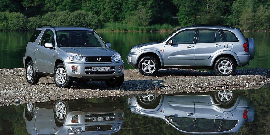 Toyota RAV4 2. Gen. Pre-Facelift 2000-2003
