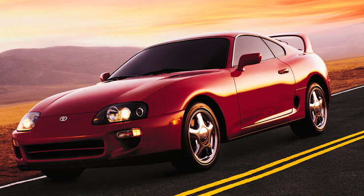 Toyota Supra, MKIV 1993-2002, Kaufberatung, Gebrauchte Japan-Sportwagen