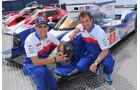 Toyota TS040 Hybrid, Le Mans, 24h-Rennen, Buemi