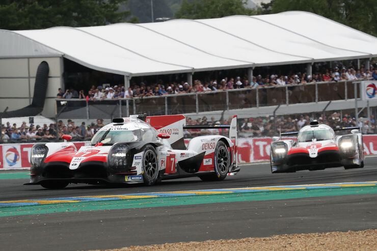 Le Mans Live Ticker
