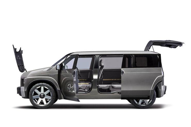 toyota tj cruiser concept 2017 auto motor und sport. Black Bedroom Furniture Sets. Home Design Ideas