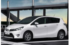 Toyota Verso Facelift Paris 2012