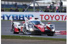 Toyota - WEC Silverstone 2016
