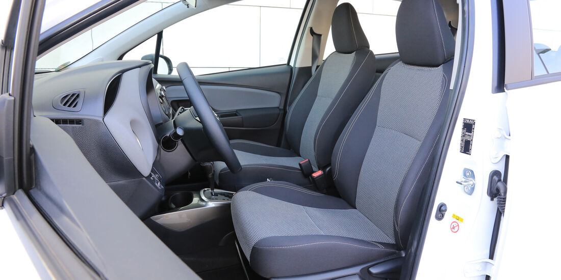 Toyota Yaris 1.5 Hybrid Comfort, Fahrersitz