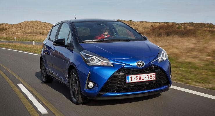 Lampen Toyota Auris : Toyota yaris facelift test preise daten bilder auto
