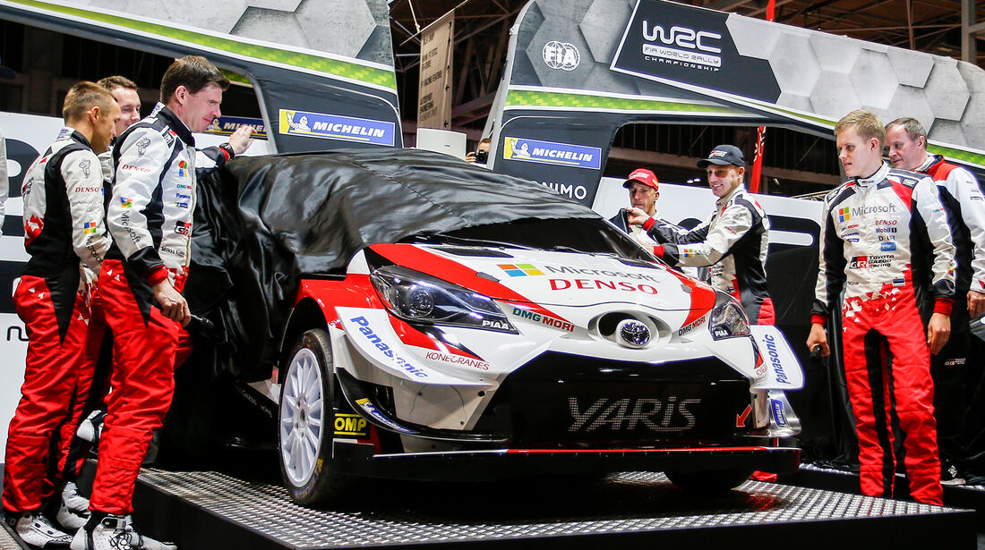 Toyota Yaris WRC 2019