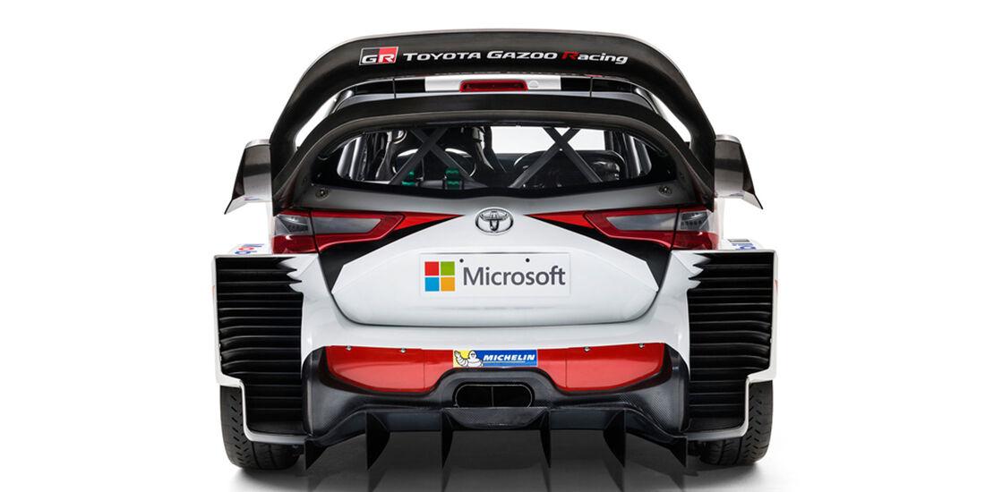 Toyota Yaris WRC - Rallye-WM