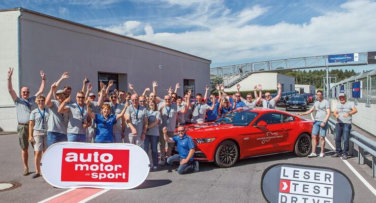 Trackday auf dem Nürburgring mit BilsteinNokian-Lesertestdrive