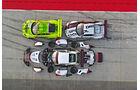 Tracktest - Porsche 911 GT3 - Porsche 911 R - Porsche 911 RSR