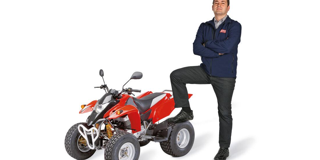 Trendmobil Quad, Stefan Cerchez