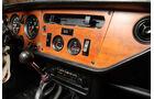 Triumph GT6, Armaturenbrett