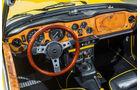 Triumph TR 6, Cockpit