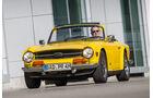 Triumph TR 6, Frontansicht