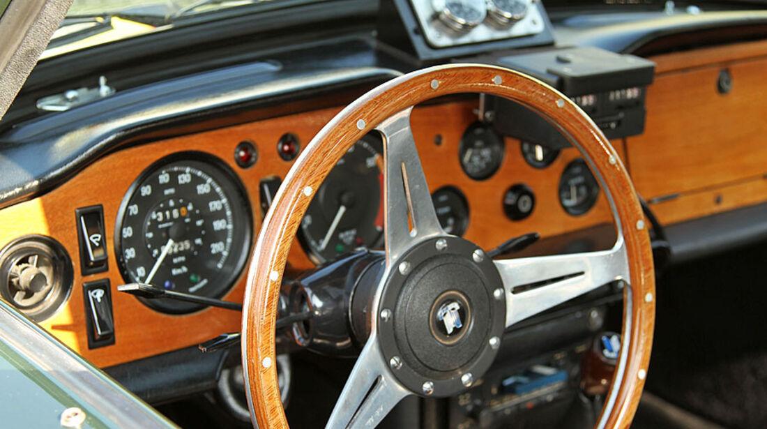 Triumph TR 6 PI, 1971