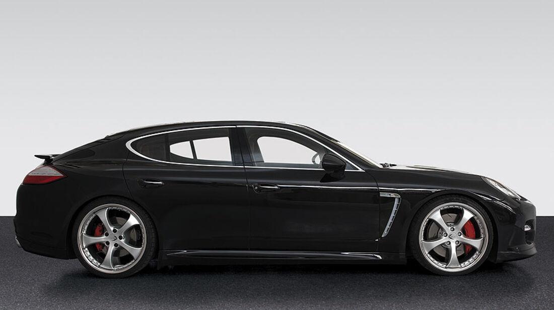 Tuner Techart Porsche Panamera