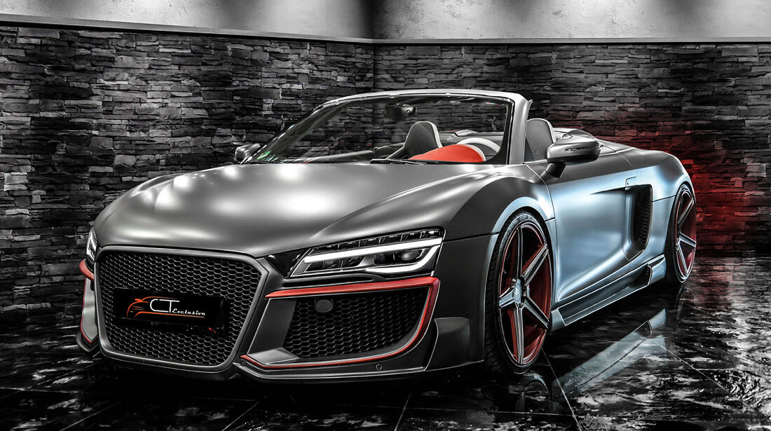 Tuning, Audi R8, CT Exclusive