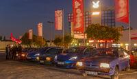 Tuning-Szene, Ruhrpott, Parkplatz, Bochum