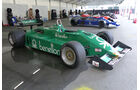 Tyrrell 011 - F1 Grand Prix-Klassiker - GP Singapur 2014