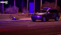 Uber Unfall in Tempe Arizona Volvo XC90