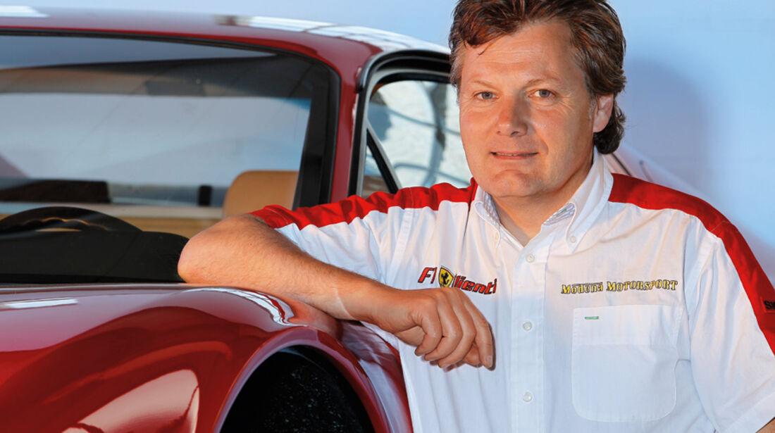 Uwe Meissner, Modena Motorsport