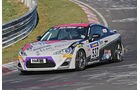 VLN 2014, #537, Toyota GT 86 Cup, CUP4, Langstreckenmeisterschaft Nürburgring