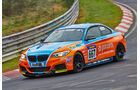VLN 2014, #667, BMW M235i Racing, Cup5, Langstreckenmeisterschaft Nürburgring