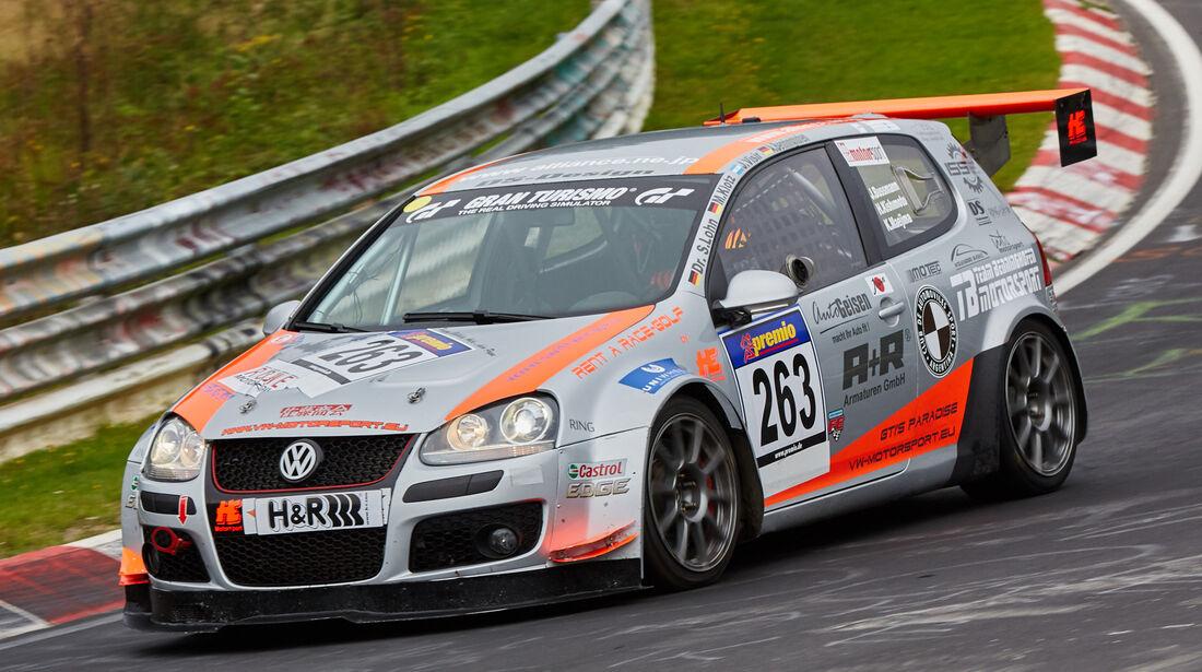 VLN 2015 - Nürburgring - VW Golf 5 R-Line GTI - Startnummer #263 - SP4T