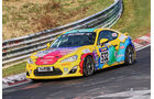 VLN 2016 - Nürburgring Nordschleife - Startnummer #532 - Toyota GT86 - CUP4