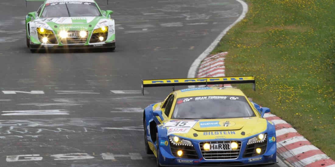 VLN Langstreckenmeisterschaft Nürburgring 25-08-2012