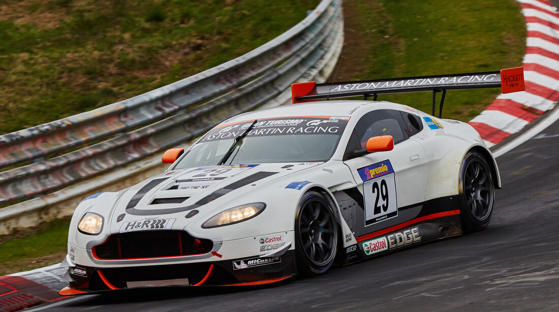 VLN - Langstreckenmeisterschaft - Nürburgring - Nordschleife - Aston Martin Vantage GT3 - #29