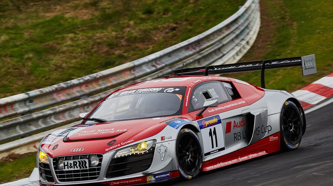 VLN - Langstreckenmeisterschaft - Nürburgring - Nordschleife - Audi R8 LMS - #11