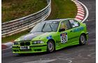 VLN - Langstreckenmeisterschaft - Nürburgring - Nordschleife - BMW 318 Ti - #550