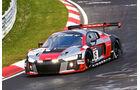 VLN - Nürburgring Nordschleife - Startnummer #15 - Audi R8 LMS - SP9