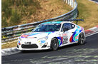 VLN - Nürburgring Nordschleife - Startnummer #269 - Toyota GT86 - Pit Lane - AMC Sankt Vith - SP3