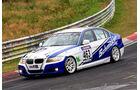 VLN - Nürburgring Nordschleife - Startnummer #463 - BMW 330i (390L) - V5