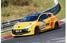 VLN - Nürburgring Nordschleife - Startnummer #499 - Renault Mégane RS - MSC Wahlscheid - VT2
