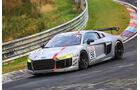 VLN - Nürburgring Nordschleife - Startnummer #56 - Audi R8 LMS GT4 - Car Collection Motorsport - SPX