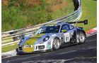 VLN - Nürburgring Nordschleife - Startnummer #61 - Porsche 911 GT3 Cup - Black Falcon Team TMD Friction - SP7