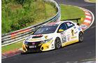 VLN - Nürburgring Nordschleife - Startnummer #825 - Honda Civic Type R TCR - LUBNER Motorsport - TCR