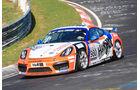 VLN - Nürburgring Nordschleife - Startnummer #980 - Porsche Cayman GT4 Clubsport -MSC Adenau e.V. im ADAC - CUP3