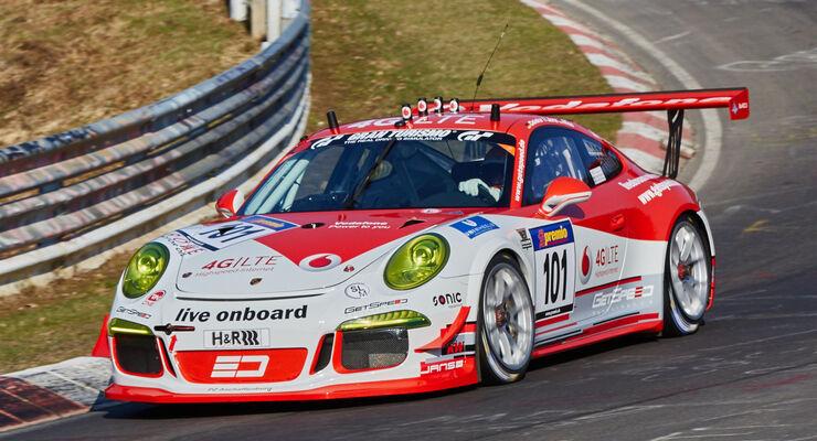 VLN2015-Nürburgring-Porsche 911 GT3 Cup 991-Startnummer #101-CUP2