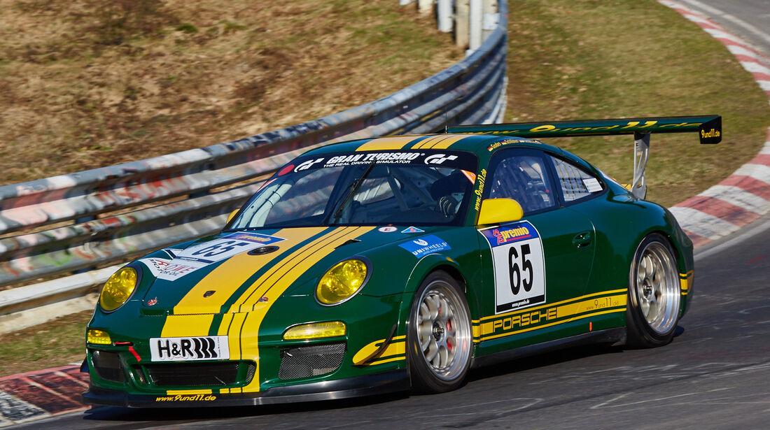 VLN2015-Nürburgring-Porsche 911 GT3 Cup-Startnummer #65-SP7